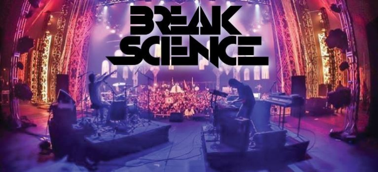 Break Science Banner