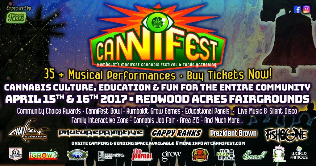Cannifest 2017 Flyer