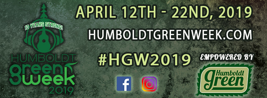 Humboldt Green Week Dates